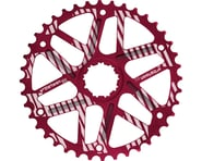 E*Thirteen Extended Range Cog Sram 36t Compatible (Red) | product-related