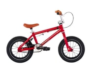 """Fit Bike Co 2021 Misfit 12"""" BMX Bike (13"""" Toptube) (Warm Red) 