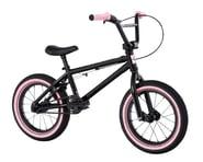 "Fit Bike Co 2021 Misfit 14"" BMX Bike (14.25"" Toptube) (Black)   product-related"
