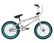 "Fit Bike Co 2021 Misfit 16"" BMX Bike (16.25"" Toptube) (Chrome) | product-related"