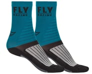 Fly Racing Factory Rider Socks (Blue/Black/Grey)   product-related
