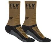 Fly Racing Factory Rider Socks (Khaki/Black/Grey)   product-related