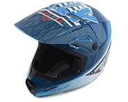 Fly Racing Kinetic K120 Helmet (Blue/White/Red) | product-related