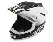 Fly Racing Youth Default Full Face Mountain Bike  (Matte White/Black) | product-related