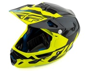 Fly Racing Werx Carbon Full-Face Helmet (Ultra) (Black/Hi-Vis Yellow) | product-also-purchased