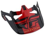 Fly Racing Werx Imprint Visor (Black/Red) | product-related