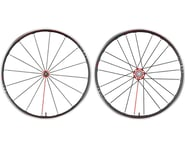 Fulcrum Racing Zero Competizione Wheelset (Black/Red) (700c) (Quick Release) | product-related