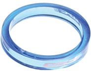 """FSA PolyCarbonate Headset Spacers (Blue) (1-1/8"""") (10) 