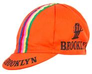 Giordana Team Brooklyn w/ Tape Cycling Cap (Orange) | product-related