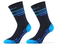 Giordana FR-C Tall Lines Socks (Midnight Blue/Blue) | product-also-purchased