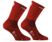 Giordana FR-C Tall Solid Socks (Pomegranate Red)   product-also-purchased
