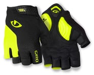 Giro Strade Dure Supergel Short Finger Gloves (Yellow/Black) | product-also-purchased