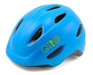 Giro Scamp Kid's Bike Helmet (Matte Blue/Lime) | product-also-purchased