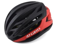 Giro Syntax MIPS Road Helmet (Matte Black/Bright Red) | product-also-purchased