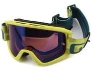 Giro Tazz Mountain Goggles (Citron Fanatic) (Vivid Trail Lens) | product-related