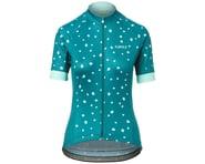 Giro Women's Chrono Sport Short Sleeve Jersey (True Spruce Blossom)   product-related