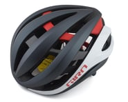 Giro Aether Spherical Road Helmet (Matte Portaro Grey/White/Red)   product-related