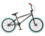"""GT 2021 Air BMX Bike (20"""" Toptube) (Trans Black) 