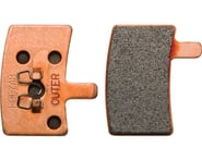 Hayes Stroker Trail/Carbon Sintered Disc Brake Pads | product-related