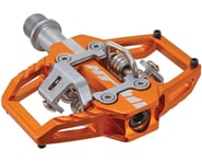 """HT T1 Clipless Pedals (Orange) (9/16"""") 