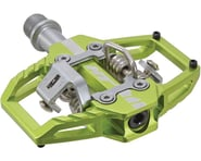 """HT T1 Clipless Pedals (Apple Green) (9/16"""") 