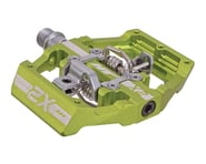 HT X2 Clipless Platform Pedals (Apple Green) (Chromoly) | product-related