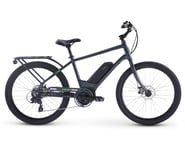 iZip VIBE 2.0 Step-Over Commuter (Onyx Black) | product-related