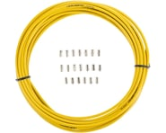 Jagwire Sport Brake Housing (Yellow) (5mm) (10m Roll)   product-also-purchased