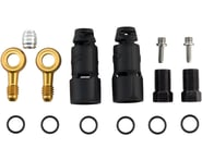 Jagwire Pro Disc Brake Hydraulic Hose Quick-Fit Adapters (SRAM/Avid) | product-related