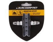 Jagwire Mountain Sport V-Brake Pads (Grey) (Pair) | product-related