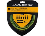 Jagwire Road Pro Brake Cable Kit (Organic Green) (Stainless) (1500/2800mm) (2) | product-related