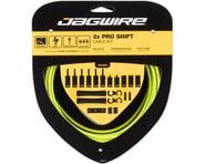 Jagwire Pro Shift Kit (Organic Green) (SRAM/Shimano)   product-related