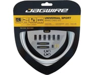 Jagwire Universal Sport Brake Cable Kit (White) (Stainless) (1350/2350mm) (2) | product-also-purchased