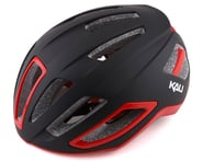 Kali Uno Road Helmet (Solid Matte Black/Red) | product-related