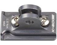 K-Edge GoPro Adapter by K-EDGE (Lumina & Mako Series) (Gun Metal) | product-related