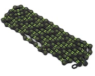 KMC X11SL DLC Super Light Chain (Black/Green) (11 Speed) (116 Links) | product-also-purchased