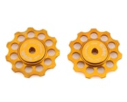 Kogel Bearings 'Not for Instagram' Derailleur Pulleys (Gold) (11T) | product-related