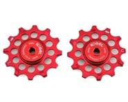 Kogel Bearings Narrow Wide Pulleys w/ Full Ceramic Bearings (Red) (12T) | product-related