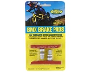Kool Stop BMX Brake Pads (Threaded) (Salmon) (Pair) | product-also-purchased