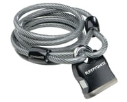 Kryptonite KryptoFlex Cable Lock w/ Key (6' x 8mm) | product-also-purchased