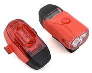 Lezyne KTV Drive Headlight & Tail Light Set (Red) | product-related