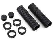 Lizard Skins Lock-On Logo Grips (Black) | product-related