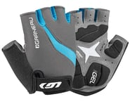 Louis Garneau Women's Biogel RX-V Gloves (Charcoal/Blue) | product-also-purchased