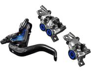 Magura MT Trail SL Hydraulic Disc Brake Set (Black/Chrome) | product-related