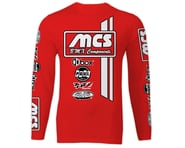 MCS Long Sleeve Jersey (Red) | product-related