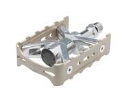 "MKS Esprit Platform Pedals (Silver) (Aluminum) (9/16"")   product-related"