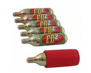 Mr Tuffy CO2 Cartridge Pack (w/ Neoprene Sleeve) (6 Pack) (16g) | product-also-purchased