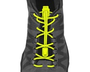 Nathan Run Laces (Safety Yellow) (One Size Fits All) | product-related