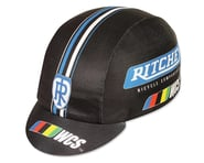 Pace Sportswear Coolmax Ritchey WCS Cycling Cap (Black/Blue) | product-related