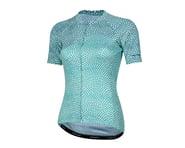 Pearl Izumi Women's Elite Pursuit Short Sleeve Jersey (Glacier/Teal Kimono) | product-related